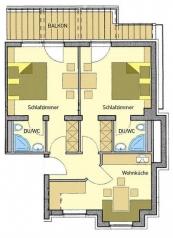апартамент Type 3