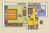 Апартамент тип 1