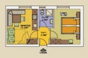 Апартамент тип 2