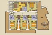 Апартамент тип 3