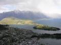 Панорама Квинстауна, Нов.Зеландия