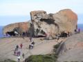 Скалы на острове Кенгуру
