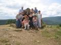 На вершине горы,Болгария