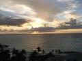 Закат на о. Большая Багама