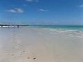 Пляж на о. Большая Багама