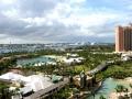 Вид из номеров отеля Atlantis Paradise Island