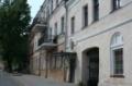 Кружево балконов