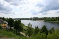 Двина в Полоцке