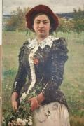 Дочь И. Репина