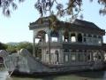 Мраморная ладья во дворце Ихэюань