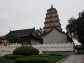 Большая пагода белого гуся