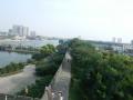 г.Чинчжоу. Крепость в центре города