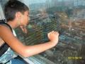 А за окном дождь в Гонконге, автор: Елена Рахимова, г.Торжок