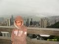 Гонконг с высоты птичьего полёта, автор: Елена Рахимова, г.Торжок