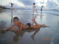 На берегу Южно-Китайского моря, автор: Елена Рахимова, г.Торжок