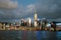 Ночной Гонконг, автор: Ольга Филина, г.Москва