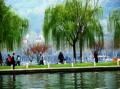 Озеро Сиху - земная инкарнация красавицы Си Ши, автор: Марина Тимофеева, г.Ухта