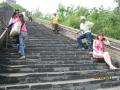 Великая китайская стена или длинная стена, как ее называют китайцы, автор: Людмила Алабужева, г.Сарапул