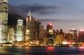 Вечернее очарование Гонконга, автор: Роман Горин, г.Москва