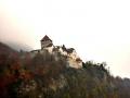 Замок Вадуц - официальная резиденция князя Лихтенштейна