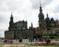 Дрезден, Собор (de.Hofkirche). Автор: Лаура Цховребова