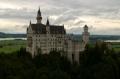 Замок Нойшванштайн в баварскиз Альпах. Автор: Светлана Андреева, г.Москва