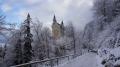 Зима в Альпах. Автор: Елена Назина, г.Москва