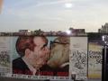 Фрагмент берлинской стены. Автор: Лидия Куликова, г.Истра