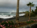 Пуэрто де ла Круз, пляж Хардин