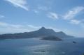 Вид с о. Грамву на бухту Балос и северо-западное побережье Крита, автор: Альбина, г.Казань