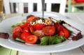 Греческий салат в таверне на Санторини, автор: Ксения Казаченко, г.Красноярск