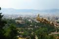 Афины, вид на акропольский холм, автор: Галия Спирькова, г.Ардатов