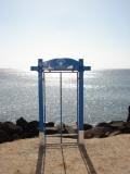 о. Санторини, красный пляж, автор: Светлана Новак, г.Пермь