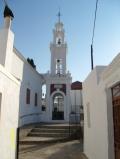 Церковь в небольшой деревушке Родоса, автор: Светлана Каюмова, г.Йошкар-Ола