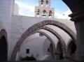 В монастыре Святого Иоанна Богослова