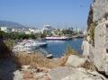 гавань, откуда отправляются паромы по греческим островам и в Турцию