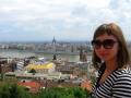 Будапешт с высоты птичьего полёта