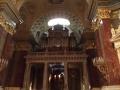 Внутренее убранство Базилики Св.Иштвана