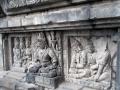 Прекрасно сохранились барельефы Прамбанана!