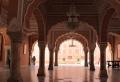 Городской дворец в Джайпуре - интерьер