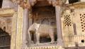 Слон в г. Орчха