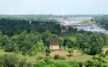 Река Бетва в г. Орчха