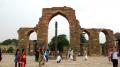 Кутуб-Минар - знаменитый минарет в Дели