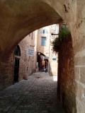 Низкие своды улиц - Яффо