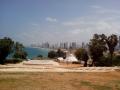 Тель-Авив с холма