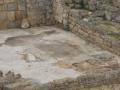 Остатки мозаики в Кесарии