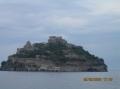 Арагонский замок издалека