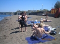 Релакс на пляже о.Прочида