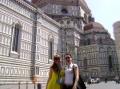 Флоренция, перед Собором Дуомо