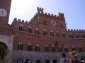Архитектура Сиены
